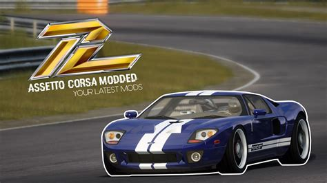 Assetto Corsa - Ford GT + DOWNLOAD - YouTube