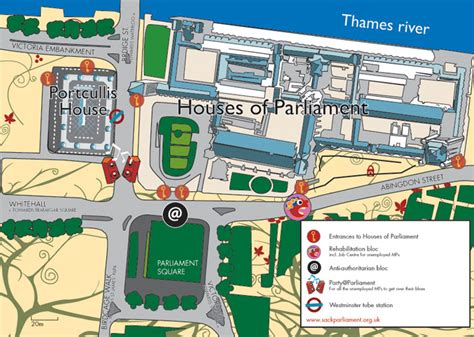 Sack Parliament: Map and information - UK Indymedia