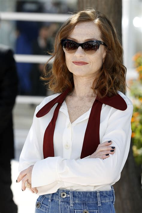 Isabelle Huppert Continues To Be My French Style Icon - Go