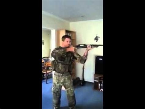 Magnetic mounts for airsoft sniper : airsoft