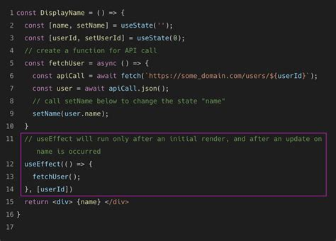 """How to Fix the Infinite Loop Inside """"useEffect"""" (React"""