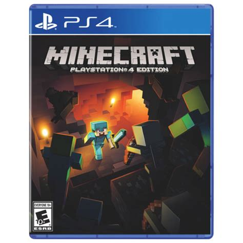 Minecraft (PS4) : PS4 Games - Best Buy Canada
