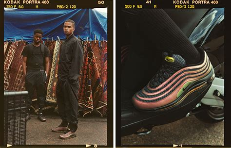 Here's your first look at the SKEPTA X NIKE AIR MAX 97 SK