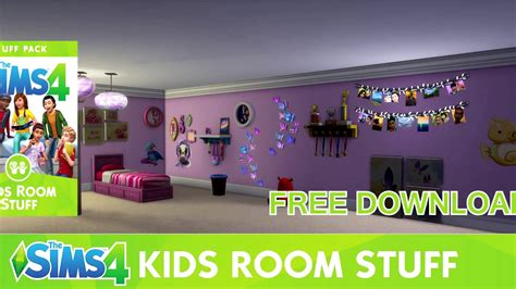 How to Download The Sims 4+Kids Room Stuff Free for Mac