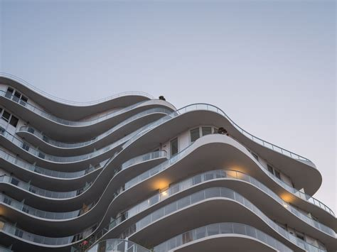MAD Architects' first European project: UNIC Residential