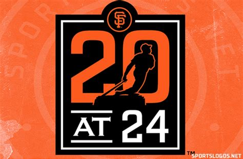 """SF Giants Wearing """"20 At 24"""" Uniform Patch in 2020   Chris"""