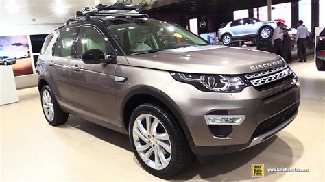 2015 Land Rover Discovery Sport HSE - Exterior, Interior