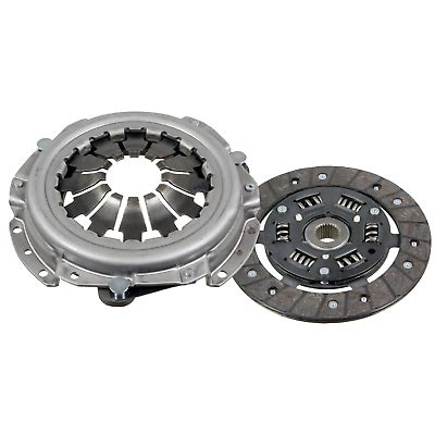 Clutch Kit No Clutch Release Bearing Fits Renault Blue