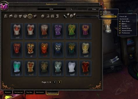 Loot Rules for Transmog Runs - Legacy Loot Mode in Battle