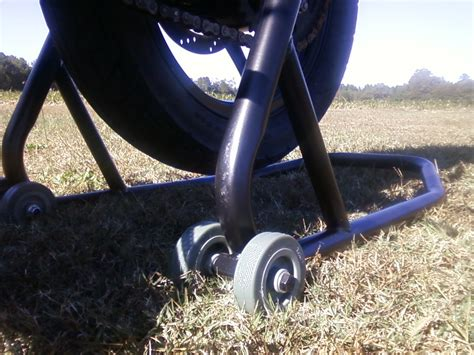 Good & Cheap! The Harbor Freight Motorcycle Rear Wheel