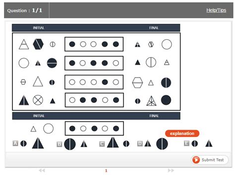 Hudson Abstract Reasoning Ability Test Preparation