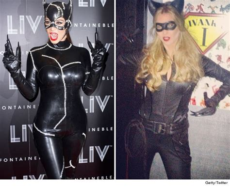 Halloween Doubles: Which Stars Looks Better In Similar