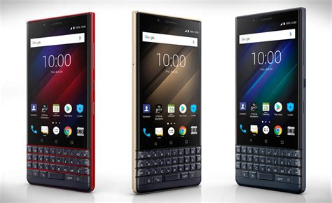 BlackBerry KEY2 LE BBE100-5 DS 32GB - Specs and Price