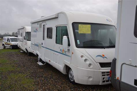 Pilote Reference 690 occasion de 2007 - Fiat - Camping car
