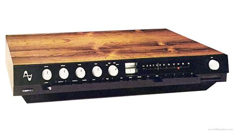 Armstrong 625 - Manual - FM Stereo Receiver - HiFi Engine