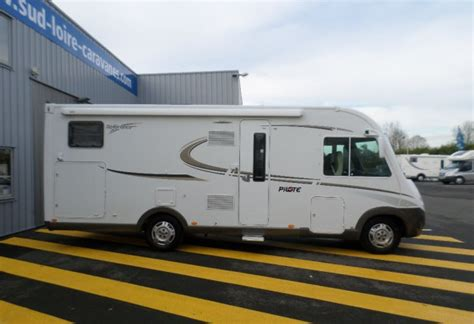 Pilote Reference G 740 occasion de 2014 - Fiat - Camping