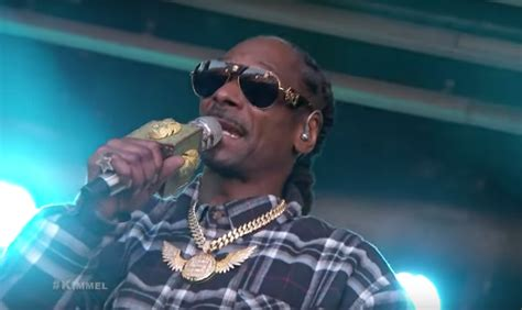 """Watch Snoop Dogg Perform """"The Next Episode"""" and """"Countdown"""