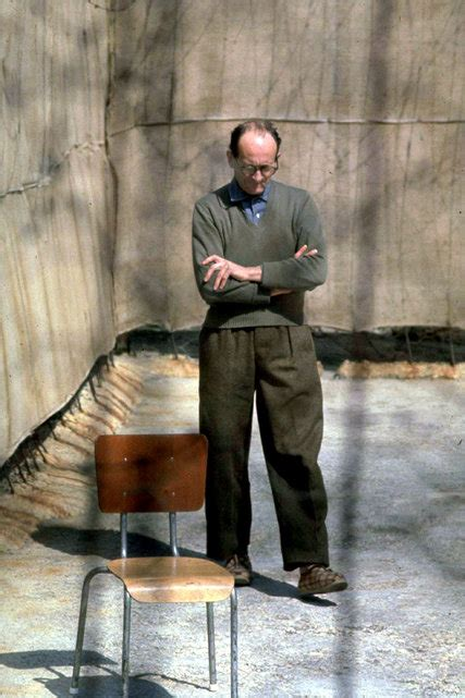 Book Portrays Eichmann as Evil, but Not Banal - The New