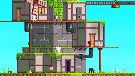 Fez gets $100 physical edition, vinyl soundtrack release