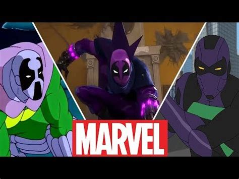 Prowler Evolution in Movies and Cartoons (2019) - YouTube