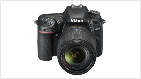 Nikon D7500 Release Date, Price and Specs - CNET