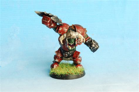 Showcase: Blood Bowl Orcs - Tale of Painters