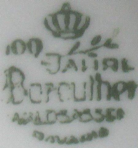 Porcelain and pottery marks