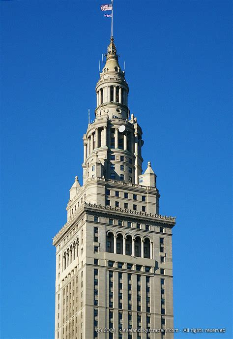 Terminal Tower - Skyscrapers of World