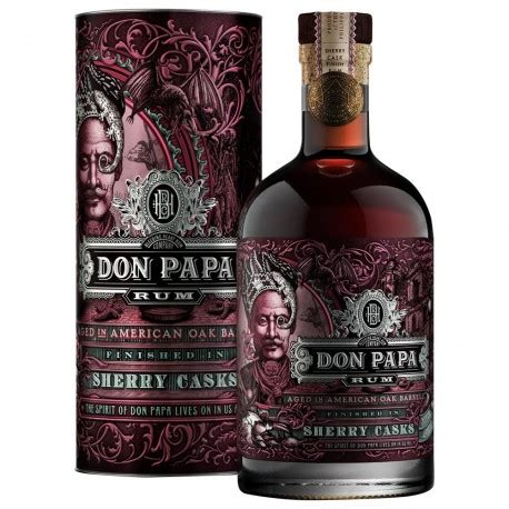 Rum Don Papa Limited Edition Finished Sherry Cask