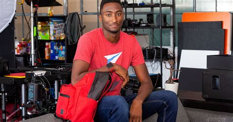 What's in your bag, Marques Brownlee? - The Verge