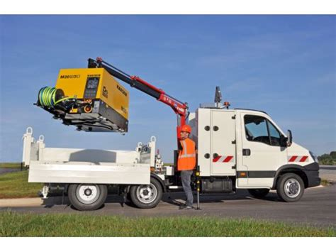 Solution surcharge utilitaire 3T5, charge utile
