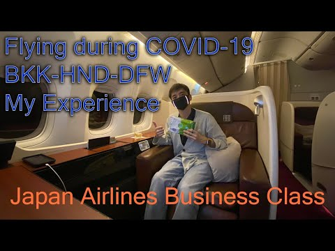 """New international aircraft """"JAL SKY SUITE"""" (Welcome New"""