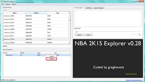 NLSC Forum • How to edit Soundtrack in NBA 2K15