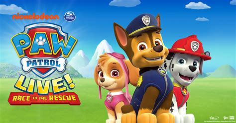 Paw Patrol Live is coming to the Echo Arena - The Guide
