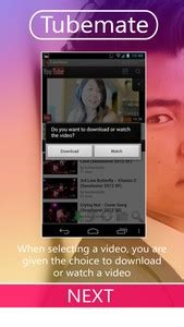 Vidmate Tubemate YouTube video download mp3 guide 1