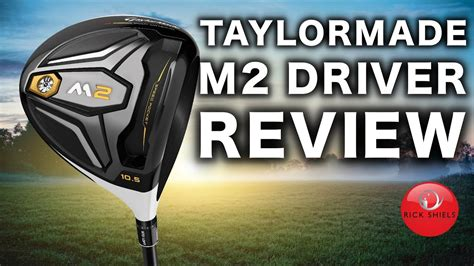 NEW TAYLORMADE M2 DRIVER REVIEW - YouTube