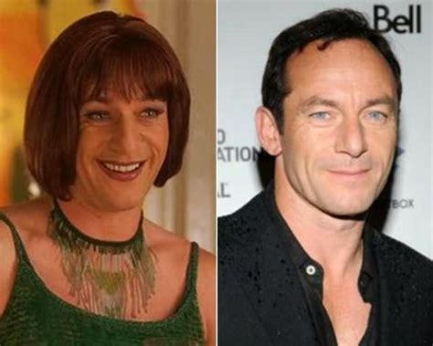 Male Actors Transformed into Women for Movies (28 pics