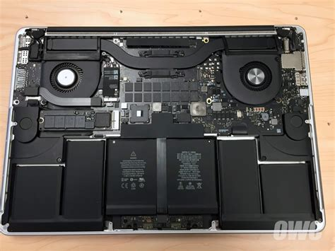 OWC Unboxes the Mid 2015 Apple MacBook Pro with Retina