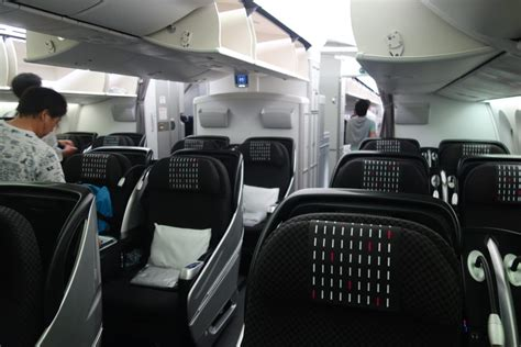 Flight Review: Japan Airlines (JAL) Business Class Boeing