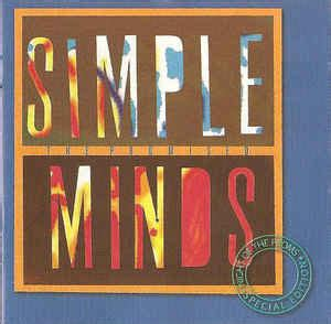 Simple Minds - The Promised (1997, CD) | Discogs