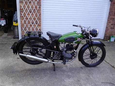 RARE 1938 BSA C10 For Sale | Car And Classic