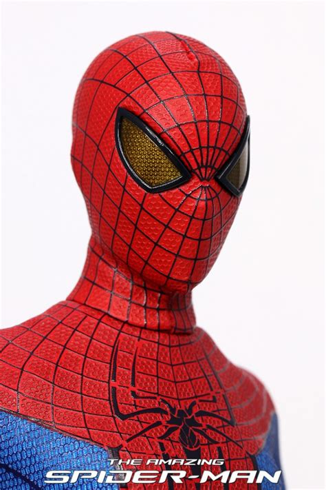 Hot Toys Amazing Spider-Man Figure MMS 179 Released