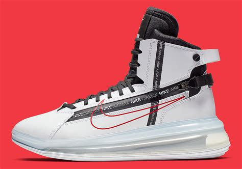 Nike Air Max 720 Saturn White Red AO2110-100 | SneakerNews