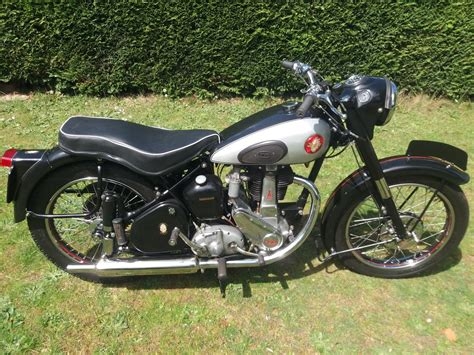BSA B31 Plunger(1949) For Sale | Car And Classic