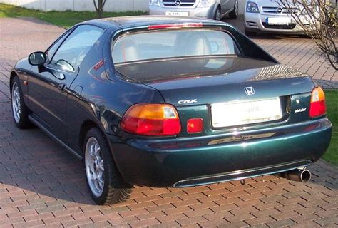 1992 Honda Civic CRX VTi related infomation,specifications