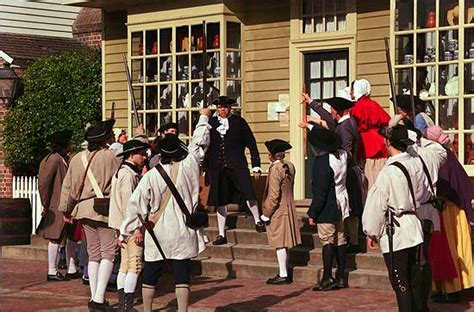 A Look at the Revolutionary City : The Colonial
