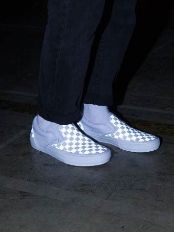 Vans Reflective Checkerboard Pro Slip-Ons bei Blue Tomato
