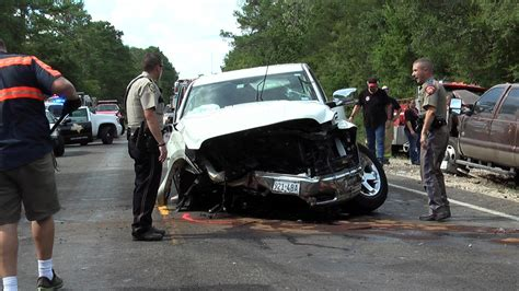 LONE STAR-TOMBALL STUDENT KILLED IN GRIMES COUNTY CRASH