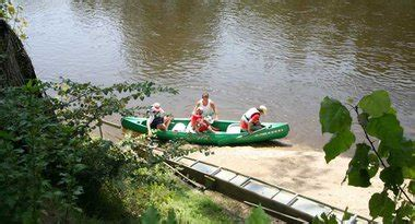 Courses freely from 1:30 in canoe/kayak in the Périgord