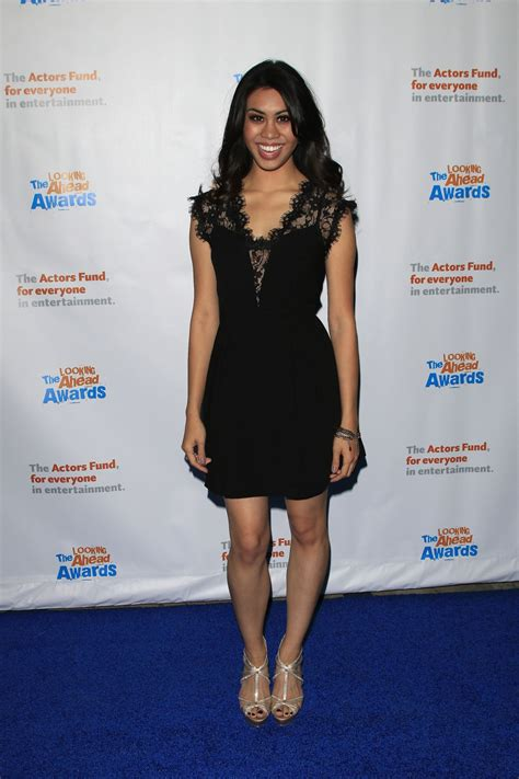 ASHLEY ARGOTA at The Actors Fund 2015 Looking Ahead Awards